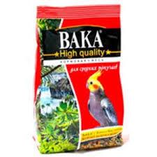 <b>Корм</b> для птиц <b>Вака</b> для средних попугаев <b>High quality</b> | Отзывы ...
