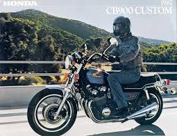 1980 1982 honda cb900c the factory custom classic japanese