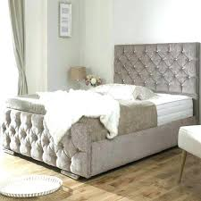 Tufted Bed Set Smart Modern White Tufted Bedroom S Queen Diamond ...