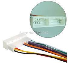 online get cheap hyundai elantra wiring harness aliexpress com car radio stereo wiring harness adapter plug for hyundai ix35 elantra santa fe