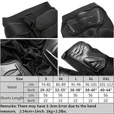 1 of 8free motorcycle motocross race ski armor pads hips legs protective pants knight gear