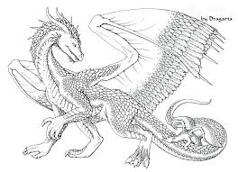 Coloring Pages Dragon Coloring Book Images Cool Printable Pages