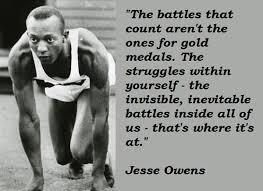 Jesse Owens Quotes Unique 48 Jesse Owens Quotes QuotePrism