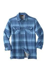 fleece lined flannel jacket shirt by boulder mens hooded zip