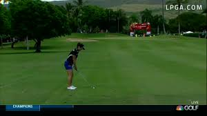 in kyung kim second round interview lotte championship lpga samdasoo refreshing round of the day so yeon ryu 2017 lotte championship