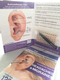 Headaches A Common Occurence No Worries Ear Seeds Can Help You Manage Naturally In A Non Invasive Way Peel And Place Stimulate Acupressure Points