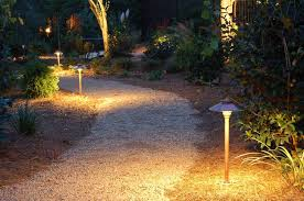 low voltage landscape lights walkway