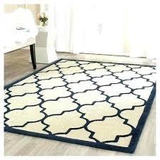 wool area rugs 8x10 navy rug wool textured area rug ivory navy 4 x 6 navy