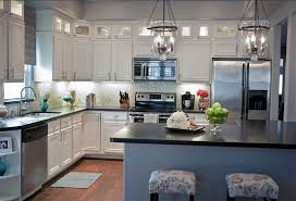 Beautiful Kitchen Design White Cabinets Stainless Appliances With Steel Is To Perfect