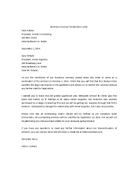 Dismissal Letter Template Wrongful Termination Letter To Employer Of
