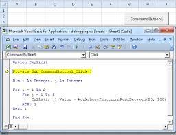 Macro Errors In Excel Vba Dw Faisalabad