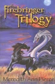 The Firebringer Trilogy by Meredith Ann Pierce