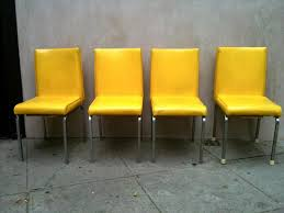yellow retro chair modern dining chairs black faux leather dining chairs swedish dining chairs