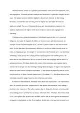 sweatshops and respect for persons essay dennis arnold and 5 pages mgt friedman