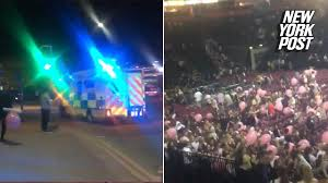 Woman hailed as Angel of Manchester for saving teens from deadly.