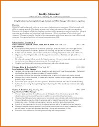 11 Legal Secretary Resume Template Bibliography Apa