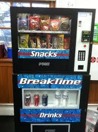 How To Break In A Vending Machine Interesting Vending Nashua NH