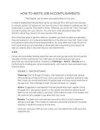 Waitress Resume Examples Mesmerizing Waitress Achievements Resume Sample Professional Accomplishments