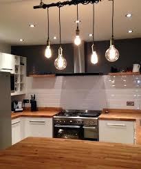 pendant lighting kitchen 5. Industrial Kitchen Lighting 5 Pendant Light Wrap A Pipe Or Bar Modern Chandelier Lamp
