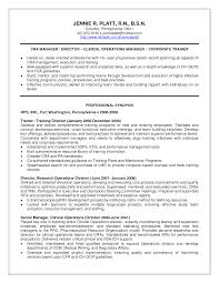 Clinical Research Associate Resume Example Clinical Research Associate Resume shalomhouseus 1