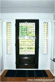 stained glass front door entry doors leaded a guide on images stained glass front door exterior doors
