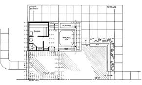 Back sauna design plan