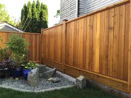 fence panels. Plain Panels Solid Cedar Fence Panels To