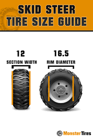 Skid Steer Tires Skid Steer Tires And Tire Size Guide