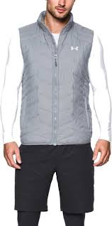 under armour reactor jacket. under armour men\u0027s coldgear reactor vest jacket