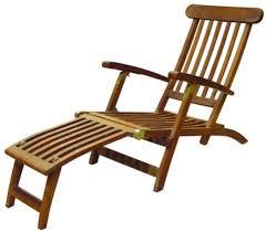 teak lounge chair. Unique Chair Teak Britannia Folding Steamer Lounge Chair Intended I
