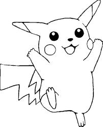 Pokemon Vind En Print Bliksemsnel Een Kleurplaat Ukkonl