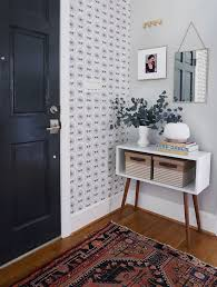 Wall Paper Entry Blog - Entryway Ideas ...