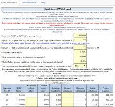 Rrif Minimum Payment Chart Taxtips Ca Rrsp Rrif Withdrawal Calculator Information Page