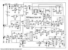 index of diy schematics delay echo and samplers dod 585 jpg