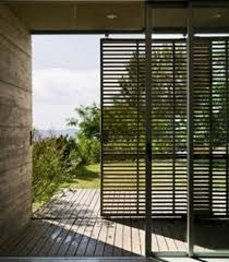 modern sliding glass doors exterior