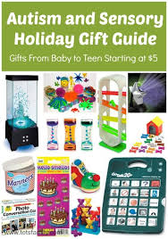 autism and sensory holiday gift guide paing autism autism sensory and autism awareness