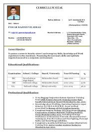 Resume Resume Example Seaman 28 resume format for aviation ground staff  master of raj curriculum vitae