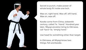 Karate Kid Quotes Extraordinary Karate Kid Cobra Kai Costumes HalloweenCostumes