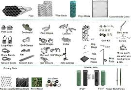 Chain Link Accessories Chain Link Accessories Chain Link Fence Parts