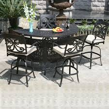 Uncategories  Outdoor Bar Set With Stools Bar Style Patio Outdoor Pub Style Patio Furniture