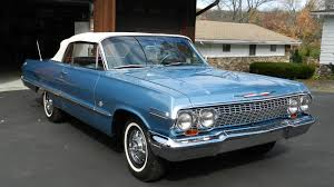 1963 Chevrolet Impala SS Convertible   K131   Kissimmee 2013