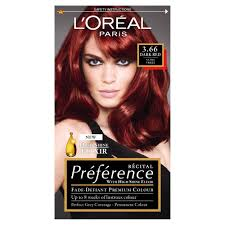 L Oreal Paris Preference Hair Colourant