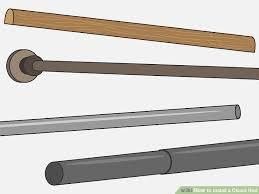 image titled install a closet rod step 2