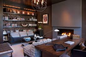 home office luxury home office design. Luxury Home Office Design Awesome With Stylish Shelves P