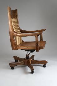 wooden swivel desk chair. Antique Wood Swivel Desk Chair Wooden A