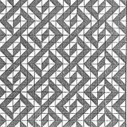 Scare Bear Hanukkah Graph Paper Drawing Patterns On Graph Paper