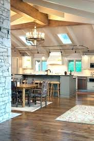 suspended track lighting kitchen modern. Suspended Track Lighting Kitchen Modern. Rustic Eclectic With Dining Hutch Serving Modern