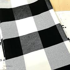 gingham shower curtain gingham shower curtain pottery barn new window curtains tags black and white buffalo gingham shower curtain