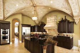 Stone Kitchen Decor Tips Groin Vault Ceilings And Pendant Lighting With Msi