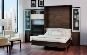 Portable Murphy Bed Inside 10 Cool Beds For Decorating Smaller Rooms Plan 1